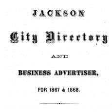 Jackson%20City%20Directories%20at%20HathiTrust%20for%20Michigan