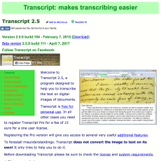 Jacob Boerema Transcript software Groninger farm data and indexes Netherlands