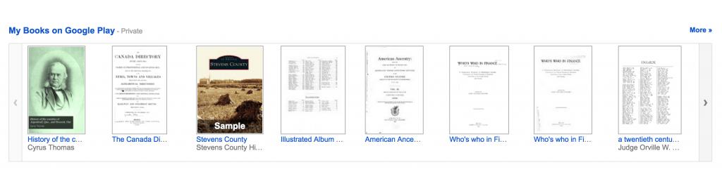 My Books on Google Play
