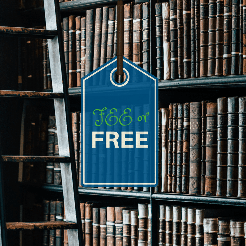 Fee or Free Books