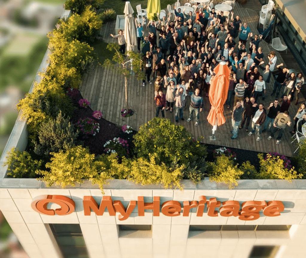 free MyHeritage family tree